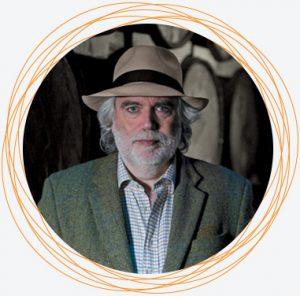 Jim Murray - author's image