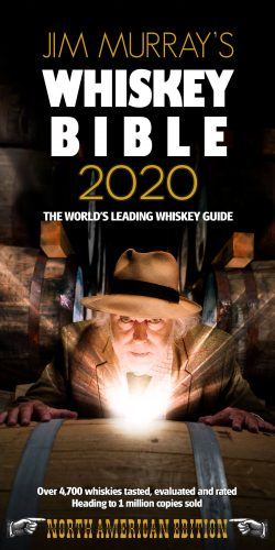 Jim Murray's Whiskey Bible 2020 Signed Copies Dispatched From Kentucky.
