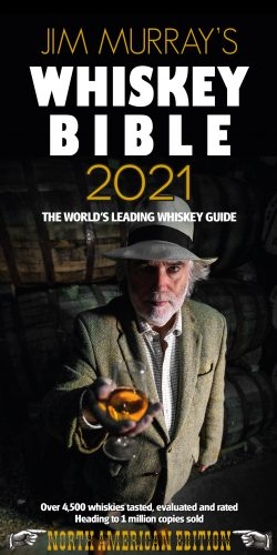 Jim Murray's Whiskey Bible 2021 North American Edition