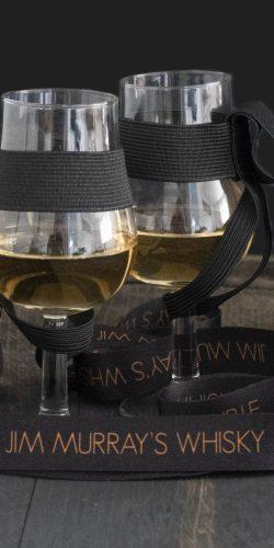 Whisky Glass Lanyard